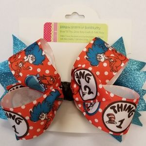 Other - Dr Suess Hairbow